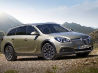 Обзор и фото Opel Insignia Country Tourer