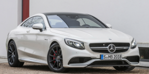 Mercedes S63 AMG Coupe был официально представлен