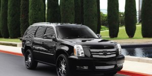 Cadillac Escalade 6.2AT
