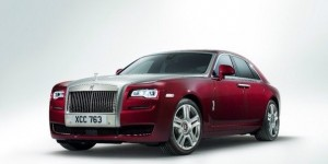 Новости Rolls-Royce Ghost Series II